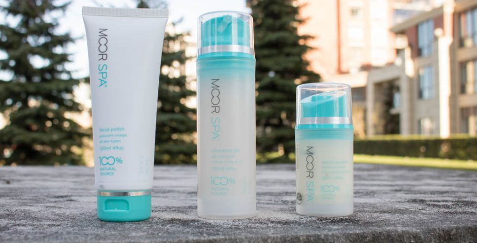 Moor Spa Inc Canada Company Skincare Review Spa Cleanser Facial Polish