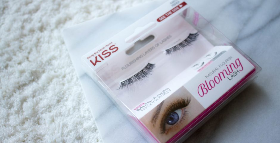 KISS Flirt Blooming Lash False Lashes drugstore makeup