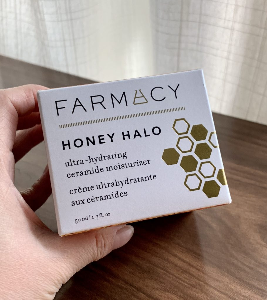 Holiday Gift Ideas, Christmas Gifts Farmacy Skincare Honey Halo Ultra-hydrating Ceramide moisturizer